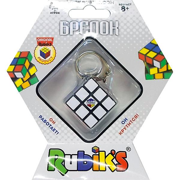 Rubik's Брелок Rubik's Мини Кубик-Рубика 3х3 игрушка брелок plants vs zombies подсолнух