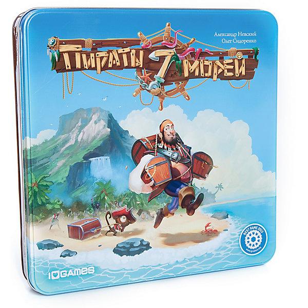 Геменот Настольная игра Пираты 7 морей