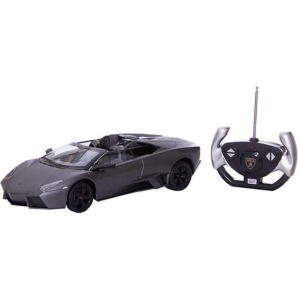 Rastar Радиоуправляемая машинка Rastar Lamborghini Roadster, 1:14 kit thule 4054