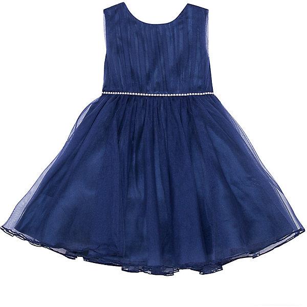 Нарядное платье Vitacci для девочкиОдежда<br>Характеристики товара:<br><br>• цвет: бежевый;<br>• состав: 100% полиэстер;<br>• подкладка: 100% хлопок;<br>• сезон: круглый год;<br>• особенности: нарядное, на подкладке;<br>• застежка: молния на спинке;<br>• пышная юбка;<br>• без рукавов;<br>• поясок из страз;<br>• страна бренда: Италия;<br>• страна изготовитель: Китай.<br><br>Нарядное платье без рукавов для девочки. Пышное платье застегивается сзади на молнию. Платье с пышной юбкой дополнено пояском из страз.<br><br>Нарядное платье Vitacci (Витачи) можно купить в нашем интернет-магазине.<br>Ширина мм: 236; Глубина мм: 16; Высота мм: 184; Вес г: 177; Цвет: синий; Возраст от месяцев: 12; Возраст до месяцев: 15; Пол: Женский; Возраст: Детский; Размер: 86,110,104,98,92; SKU: 7301099;