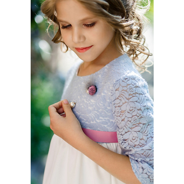 Unona Платье нарядное Unona D'art для девочки vinooco vorneoco корейский тонкий хлопок leprosy шаль с длинным рукавом платье с двумя юбками юбка r1437 зеленый xxl
