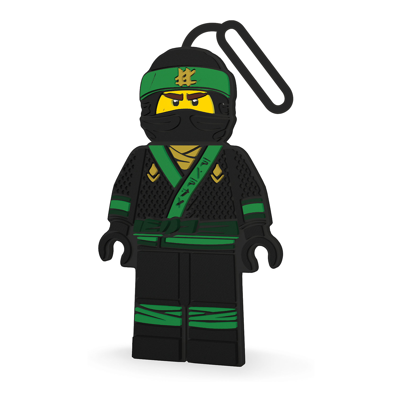 Бирка для багажа LEGO Ninjago Movie (Лего Фильм: Ниндзяго)- Lloyd по цене 399