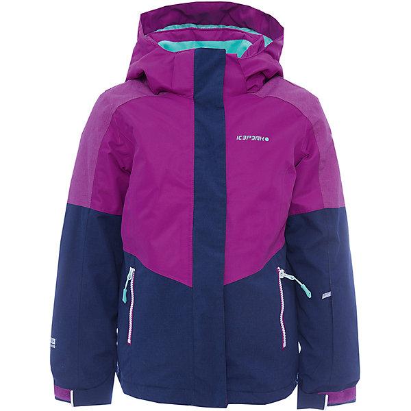 ICEPEAK Куртка ICEPEAK для девочки icepeak шлем icepeak для девочки