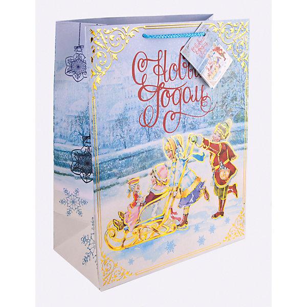 Magic Time Бумажный Счастливое семейство для сувенирной продукции, с ламинацией