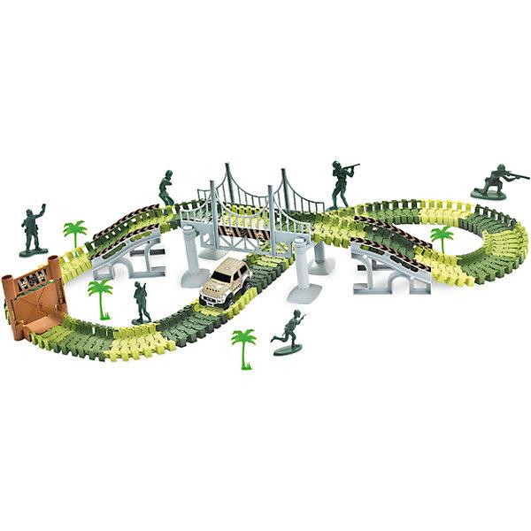 1Toy Гибкий трек Комбат, 157 деталей