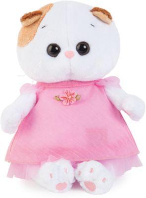 Мягкая игрушка Budi Basa Кошечка Ли-Ли Baby в розовом платье, 20 см, артикул:7319988 - Мягкие игрушки