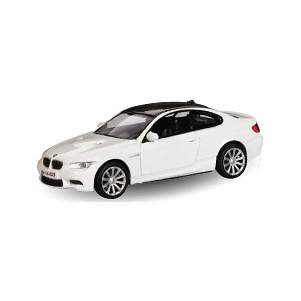 Autotime Коллекционная машинка Autotime BMW M3 Coupe 2008 1:43 autotime коллекционная модель автомобиля saleen s7 цвет оранжевый масштаб 1 18