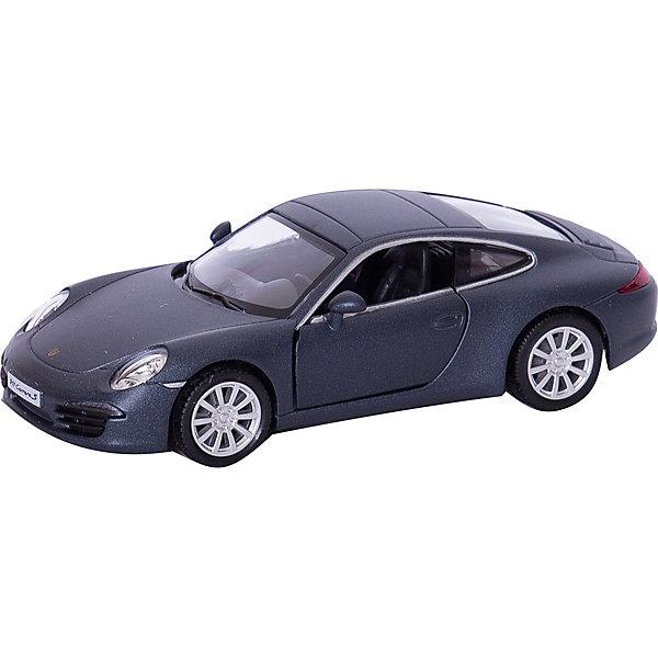 Металлическая машинка RMZ City Porsche 911 Carrera S 2012 1:32, темно-синий матовыйМашинки<br>Характеристики:<br><br>• возраст: от 3 лет;<br>• тип игрушки: легковой транспорт;<br>• вес: 190 гр;<br>• масштаб: 1:32;<br>• цвет: синий;<br>• особенности: инерционная;<br>• материал: пластик, металл;<br>• размер: 16,5х7,5х7 см;<br>• тип упаковки: коробка с окошком;<br>• бренд: RMZ City<br><br>Машина металлическая RMZ City 1:32 32 Porsche 911 Carrera S (2012) станет отличным подарком для мальчиков от трех лет и старше. Такой набор включает в себя машинку темно-синего матового цвета.  Упаковка сделана с окошком и подходит в качестве подарочной.<br><br>Особенность игрушки состоит в том, что машинка инерционная. Коллекционные машинки порадуют любителей автогонок, ведь из них можно собрать целый автопарк. Машина отлично развивает скорость на гладкой поверхности, если ее подтолкнуть, и в точности повторяет внешний вид настоящего автомобиля. <br><br>Машинка сделана из безопасных материалов. Так же красители, которыми окрашены все части автомобиля являются гипоаллергенными и не навредят здоровью ребенка. Игрушка прошла все необходимые проверки и получили все сертификаты качества.<br><br>Машину металлическую RMZ City 1:32 32 Porsche 911 Carrera S (2012) можно купить в нашем интернет-магазине.<br>Ширина мм: 165; Глубина мм: 75; Высота мм: 70; Вес г: 190; Возраст от месяцев: 36; Возраст до месяцев: 120; Пол: Мужской; Возраст: Детский; SKU: 7322652;