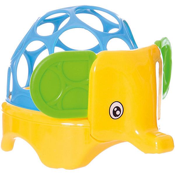Погремушка Abtoys СлоненокИгрушки для новорожденных<br>Характеристики:<br><br>• возраст: от 3 мес.;<br>• тип игрушки: погремушка;<br>• размер: 12,5х12х10 см;<br>• вес: 142 гр;<br>• материал: пластик;<br>• бренд: ABtoys.<br><br>Погремушка-слоненок – это яркая, оригинальная погремушка в виде машинки заинтересует малыша, и он забудет о своих капризах. Это та самая игрушка, которую можно катать и кусать.<br>Крыша у погремушки в виде слоненка изготовлена из гибкого полностью безопасного и гипоаллергенного пластика, который можно погрызть, когда режутся зубки. Также большие отверстия в крыши позволяют хватать игрушку и удобно держать ее. Колеса у слоненка прозрачные и имеют внутри разноцветные шарики, которые начинают греметь стоит потрясти игрушку.<br><br>Погремушку-слоненка можно купить в нашем интернет-магазине.<br>Ширина мм: 125; Глубина мм: 120; Высота мм: 100; Вес г: 142; Возраст от месяцев: 3; Возраст до месяцев: 12; Пол: Унисекс; Возраст: Детский; SKU: 7322696;