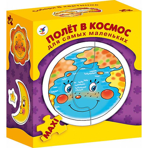 ДСМ.Полет в космосПазлы для малышей<br>Характеристики:<br><br>• тип игрушки: настольная игра;<br>• комплектация: восемь персонажей;<br>• возраст: от 3 лет;<br>• размер: 15,5x18х8,5 см;<br>• издатель: Дрофа;<br>• упаковка: картонная коробка;<br>• материал: картон.<br><br>Игра «ДСМ. Полет в космос» совсем не сложная и в то же время очень увлекательная. В комплект игры входит восемь рамок с изображением звёзд и планет, разделённых на части. Игра формирует навыки соединения деталей, развивает мелкую моторику рук и наглядно-образное мышление.<br><br>Для начала нужно показать ребенку, как сложить фигурки из нескольких частей. А затем пусть он попробует сделать это самостоятельно. Объясните, как можно собрать фигурку внутри рамки. Когда ребёнок научится собирать одну фигурку, предложите ему собрать сразу несколько. В результате дети научатся собирать фигурки, самостоятельно подбирая нужные детали. Фигурки состоят из двух-трёх элементов.<br><br>Игру «ДСМ. Полет в космос» можно купить в нашем интернет-магазине.<br>Ширина мм: 155; Глубина мм: 180; Высота мм: 85; Вес г: 220; Возраст от месяцев: 36; Возраст до месяцев: 2147483647; Пол: Унисекс; Возраст: Детский; SKU: 7323568;