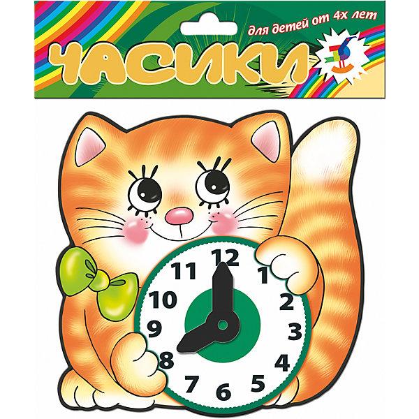 Часики-мини. КотенокОбучающие игры для дошкольников<br>Характеристики:<br><br>• тип игрушки: настольная игра;<br>• возраст: от 4 лет;<br>• размер: 15,5x16,5х0,5 см;<br>• издатель: Дрофа;<br>• упаковка: картонная коробка;<br>• материал: картон.<br><br>Игра «Часики-мини. Котенок» разработана для детей от 4 лет. Рассматривая забавные картинки, ребёнок сможет не только рассказать, что делает любимый герой, но легко и быстро научится определять время по часам, познакомится с режимом дня.<br>Наглядное пособие отлично подходит для детей разного возраста и считается одним из лучших способов начального обучения. В серии представлены разные варианты игрового пособия.<br><br>Игру «Часики-мини. Котенок» можно купить в нашем интернет-магазине.<br>Ширина мм: 165; Глубина мм: 155; Высота мм: 5; Вес г: 35; Возраст от месяцев: 48; Возраст до месяцев: 2147483647; Пол: Унисекс; Возраст: Детский; SKU: 7323679;