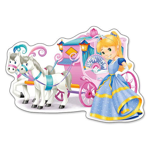 Пазл 2 в 1 Castorland Принцессы, 70/135 деталейПазлы классические<br>Характеристики товара:<br><br>• возраст: от 7 лет;<br>• количество деталей: 70 и 135 шт; <br>• из чего сделана игрушка (состав): картон;<br>• размер упаковки: 24,5,5х17,5х3,7 см;<br>• упаковка: картонная коробка;<br>• вес: 300 гр.;<br>• страна производителя: Польша.<br><br>Пазл Принцессы от компании Castorland обязательно понравится многим девочкам. <br><br>Красочные поделки превосходно украсят интерьер комнаты ребенка и привлекут восторженные взоры окружающих. Сборка этих пазлов поспособствует развитию массы полезных навыков и отлично разнообразит игровой досуг детей.<br><br>Пазл изготовлен из качественного плотно спрессованного картона. Все детали имеют ровные края, поэтому легко соединяются друг с другом, образуя ровное полотно.<br> <br>Пазл «Принцессы» Castorland можно купить в нашем интернет-магазине.<br>Ширина мм: 245; Глубина мм: 175; Высота мм: 37; Вес г: 300; Возраст от месяцев: 84; Возраст до месяцев: 2147483647; Пол: Женский; Возраст: Детский; SKU: 7323843;