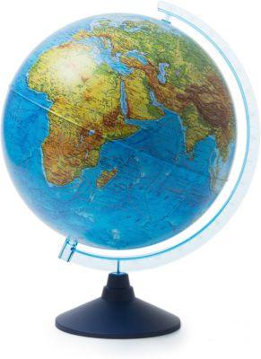 Глобус Земли физический 320мм, артикул:7327226 - Глобусы