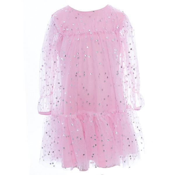 Купить Платье нарядное Bell Bimbo для девочки, Беларусь, розовый, 110, 104, 128, 122, 116, Женский
