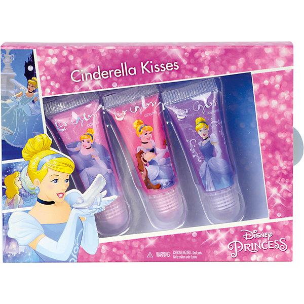 Markwins Princess Игровой набор детской декоративной косметики для губ игровой набор детской декоративной косметики markwins barbie для губ