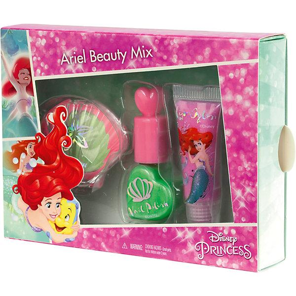 Markwins Princess Игровой набор детской декоративной косметики для лица и ногтей набор декоративной косметики для ногтей markwins barbie