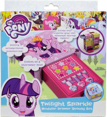 My Little Pony Игровой набор детской декоративной косметики для губ и ногтей, артикул:7329058 - My little Pony