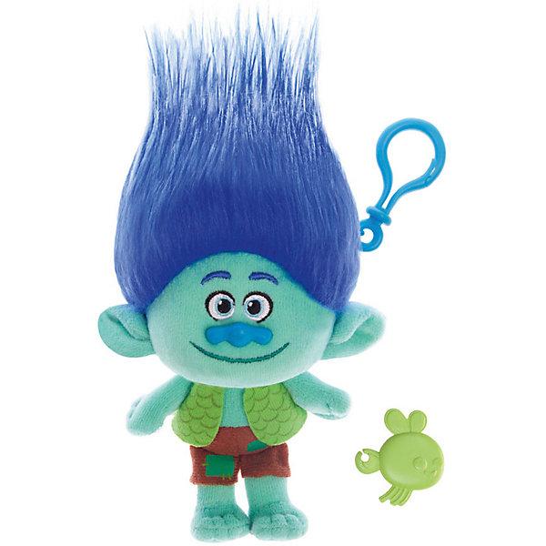 Купить Мягкая игрушка-брелок Zuru Тролли Молодой Цветан, 20 см, Германия, Унисекс