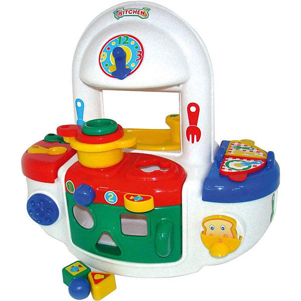 Polesie Игровой набор Полесье Кухня, в пакете игровой магазин набор игровой для магазина полесье мини супермаркет в пакете 53404