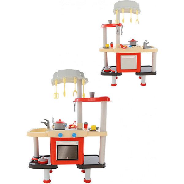 Polesie Игровой набор Полесье Кухня № 1, в пакете игровой магазин набор игровой для магазина полесье мини супермаркет в пакете 53404