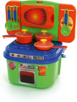 Фото - Полесье Игровой набор Полесье Мини-кухня, в коробке кухня виктория 3000