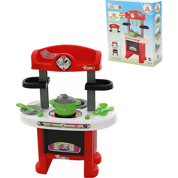 Полесье Игровой набор Кухня Bu-Bu № 9 в коробке