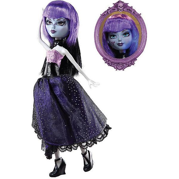 Кукла Playhut Mystixx Grimm Сива, 28 смКуклы модели<br>Характеристики товара:<br><br>• возраст: от 6 лет;<br>• материал: пластик, текстиль;<br>• в комплекте: кукла, аксессуары;<br>• высота куклы: 29 см;<br>• размер упаковки: 33х30х8 см;<br>• вес упаковки: 833 гр.;<br>• страна производитель: Китай.<br><br>Кукла Мистикс гримм Сива выглядит как настоящий вампир. У нее бледно-голубая кожа, фиолетовые волосы, видны зубки вампира. Необычной особенностью куклы является ее возможность менять облик. Стоит только повернуть ее голову, как она тут же меняется в лице. Благодаря резиновому телу и проволочной конструкции кукла может принимать различные позы. Выполнена из качественных безопасных материалов.<br><br>Куклу Мистикс гримм Сива можно приобрести в нашем интернет-магазине.<br>Ширина мм: 300; Глубина мм: 80; Высота мм: 330; Вес г: 833; Возраст от месяцев: 72; Возраст до месяцев: 120; Пол: Женский; Возраст: Детский; SKU: 7331970;