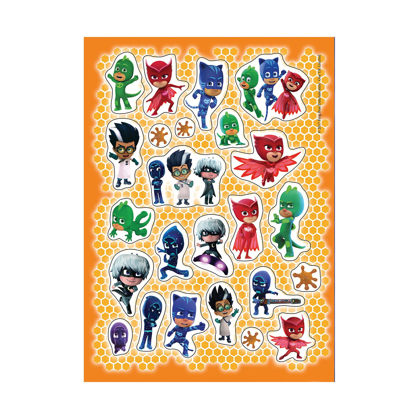 Герои в масках. Коллекция наклеек по цене 172