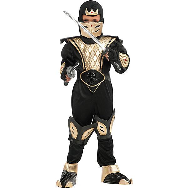 VENEZIANO Карнавальный костюм Veneziano Ниндзя для мальчика incity карнавальный костюм единорог