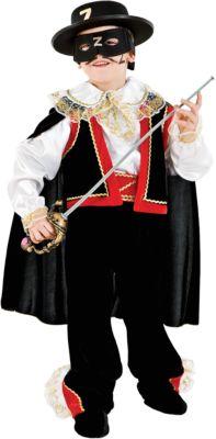 Карнавальный костюм Veneziano  Зорро  для мальчика, артикул:7336836 - Детские карнавальные костюмы и аксессуары