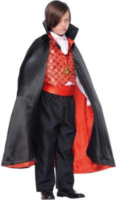 Карнавальный костюм Veneziano  Граф Дракула  для мальчика, артикул:7336839 - Детские карнавальные костюмы и аксессуары