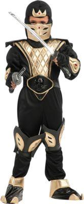 Карнавальный костюм Veneziano  Ниндзя  для мальчика, артикул:7336859 - Детские карнавальные костюмы и аксессуары
