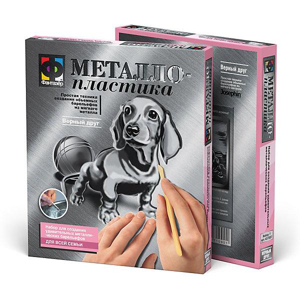 МеталлопластикаГравюры для детей<br>Набор Металлопластика прекрасная возможность для Вас и Вашего ребенка проявить свою изобретательность и мастерство в создании удивительных изображений на мягком металле. Используя несложную технику обработки тонкого металла, Вы сможете изготовить необычное панно, которое станет чудесным подарком или украшением Вашего интерьера. Вы сможете cоздавать объемные изображения в металле, обрабатывая мягкую и пластичную поверхность металлического листа с помощью специального набора деревянных стеков, а подробная инструкция внутри набора сделает процесс простым и понятным. Проявите свои навыки и умение!<br>Ширина мм: 25; Глубина мм: 185; Высота мм: 220; Вес г: 150; Возраст от месяцев: 120; Возраст до месяцев: 2147483647; Пол: Унисекс; Возраст: Детский; SKU: 7338045;