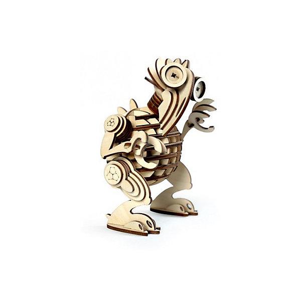 Lemmo Сборная деревянная модель Леммитс Кеша, подвижная