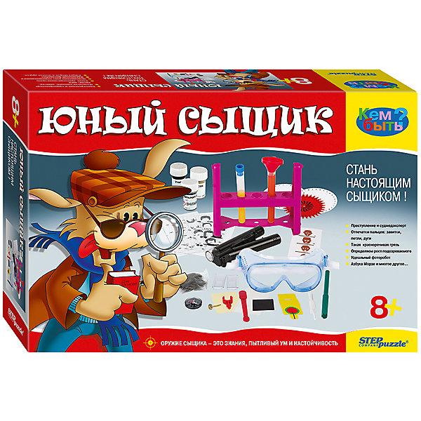 """Фотография товара набор для опытов Step Puzzle Домашняя лаборатория """"Юный сыщик"""" (7338348)"""