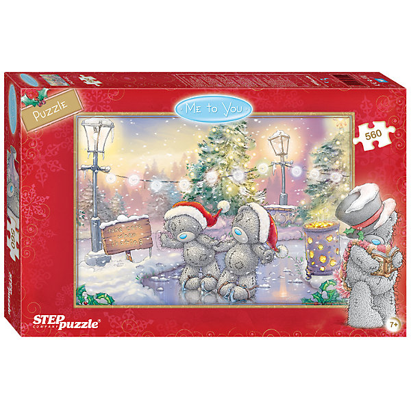 Степ Пазл Пазл Step Puzzle Tatty Teddy, 560 элементов цена