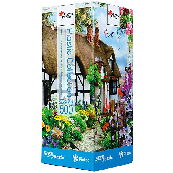 Степ Пазл Пазл Step Puzzle Милый дом, 500 элементов puzzle 500 котенок под радугой 29627