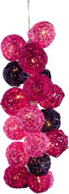 Гирлянда ротанг LED 1.5м  Карнавал  от батареек, артикул:7338796 - Украшения для детского праздника