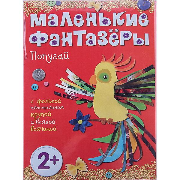 Мозаика-Синтез Маленькие фантазеры. Попугай