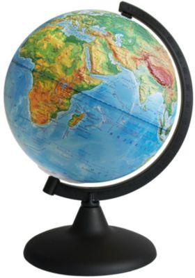 Глобус Земли физический рельефный, артикул:7340371 - Глобусы