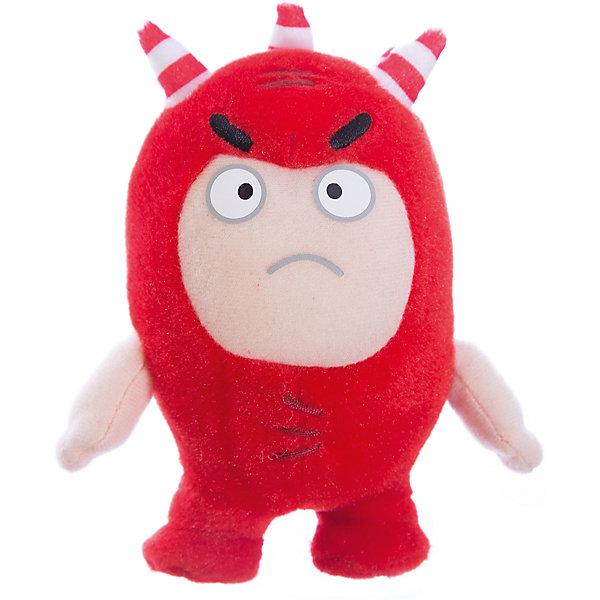 купить Oddbods Мягкая игрушка Oddbods Фьюз, 12 см онлайн