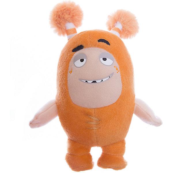 Мягкая игрушка Oddbods Слик, 12 смМягкие игрушки из мультфильмов<br>Фигурка плюшевая Oddbods, 12см Плюшевая фигурка Oddbods представлена в виде одного из персонажей популярного мультфильма с аналогичным названием. Для поклонников мультфильма, русскоязычное название которого - Чуддики, это отличная возможность в живую поиграть со своим любимым персонажем. Собрав несколько фигурок из данной коллекции, ребята смогут разыгрывать увлекательные сюжеты и сцены из мультфильма.<br>Ширина мм: 120; Глубина мм: 85; Высота мм: 80; Вес г: 0; Возраст от месяцев: 36; Возраст до месяцев: 120; Пол: Унисекс; Возраст: Детский; SKU: 7343077;
