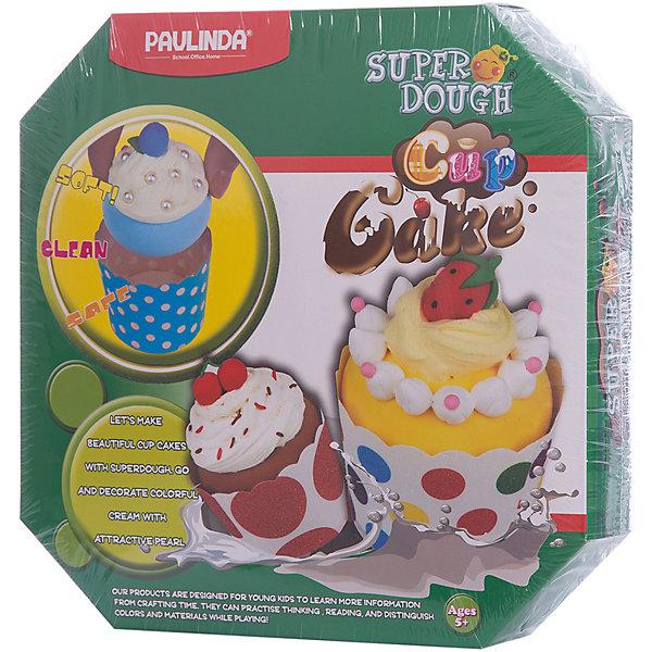 Paulinda Масса для лепки Создание выпечки Пирожное, формочки-стаканчики