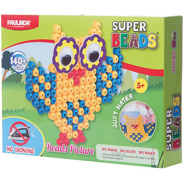 Paulinda Мозаика Super Beads Сова