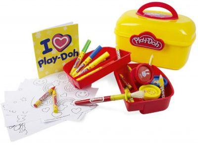 Набор Play doh  Сундучок художника , артикул:7359095 - Рисование и раскрашивание