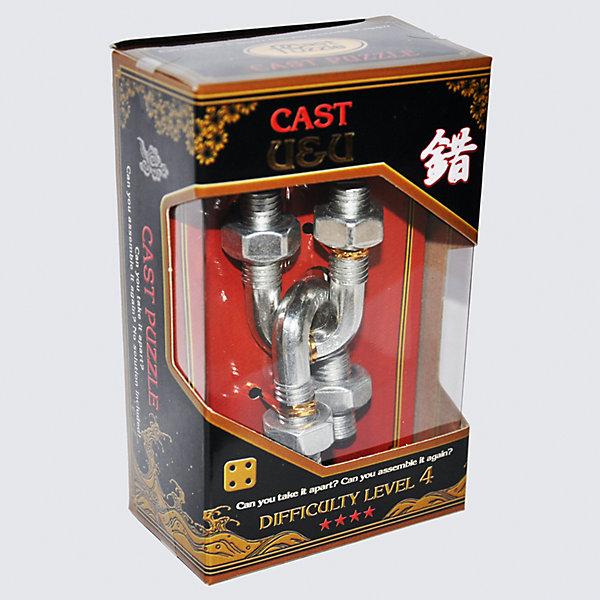 Cast Puzzle Головоломка Двойное У головоломка cast puzzle вортекс