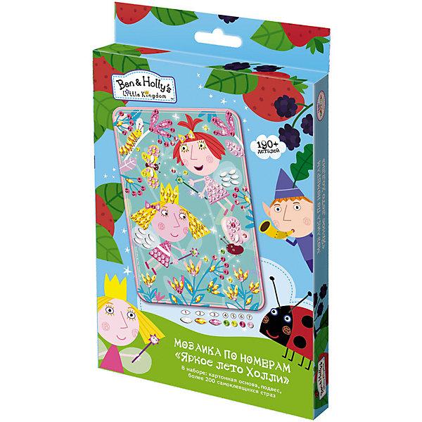 Origami Бен и Холли Мозаика Яркое лето Холли игрушки для ванны бен и холли набор для купания холли и друзья