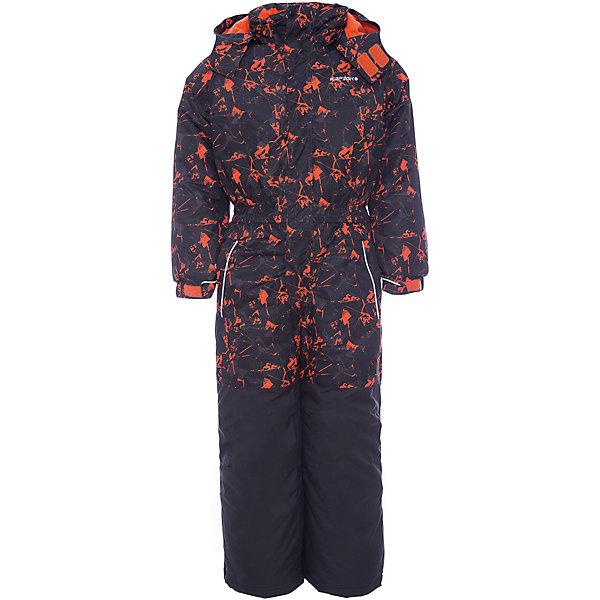 Комбинезон ICEPEAK для мальчикаВерхняя одежда<br>Характеристики товара:<br><br>• цвет: оранжевый<br>• состав ткани: 100% полиэстер<br>• подкладка: 100% полиэстер<br>• утеплитель: 100% полиэстер<br>• сезон: зима<br>• температурный режим: от -25 до 0<br>• особенности модели: с капюшоном<br>• капюшон: без меха, съемный<br>• плотность утеплителя: 190/110 м2<br>• застежка: молния<br>• штрипки: отстегиваются<br>• страна бренда: Финляндия<br>• страна изготовитель: Китай<br><br>Плотную ткань верха этого детского зимнего комбинезона легко чистить. Этот детский комбинезон легко надевается и снимается. Для удобства ребенка зимний комбинезон снабжен снегозащитной юбкой со стянутой по краю резиновой тесьмой, ветрозащитной планкой, отстегивающимся капюшоном. На детском комбинезоне есть светоотражающие элементы.<br><br>Комбинезон Icepeak (Айспик) для мальчика можно купить в нашем интернет-магазине.<br>Ширина мм: 356; Глубина мм: 10; Высота мм: 245; Вес г: 519; Цвет: оранжевый/черный; Возраст от месяцев: 18; Возраст до месяцев: 24; Пол: Мужской; Возраст: Детский; Размер: 92,122,116,110,104,98; SKU: 7374015;