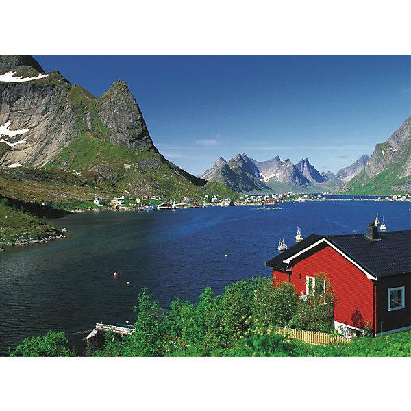 Ravensburger Пазл «Норвежский фьорд» 500 шт