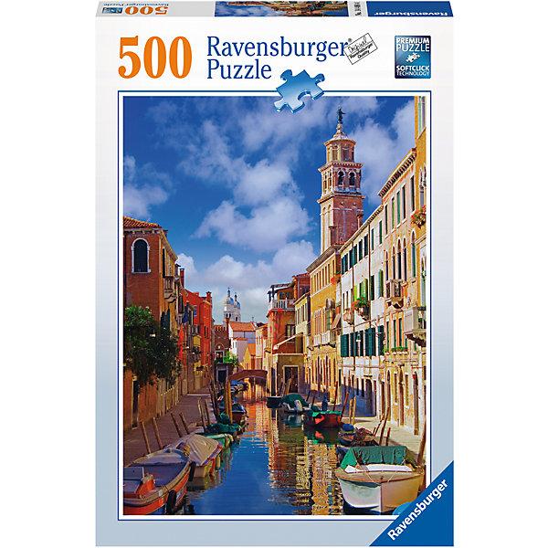Ravensburger Пазл «Солнечная Венеция» 500 шт ravensburger ravensburger пазл венеция 1000 шт